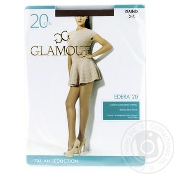 Колготи жіночі Glamour Edera 20 den розмір 2 daino