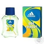 Вода туалетна Adidas Get Ready 50мл - купить, цены на Novus - фото 1