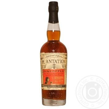 Ferrand Plantation Pineapple Rum 40% 0,7l - buy, prices for Novus - image 1