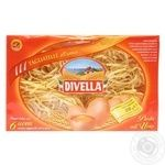 Макаронні вироби Divella Tagliatelle all'uovo 250г