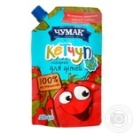 Ketchup Chumak Gentle for children 200g - buy, prices for Novus - image 3