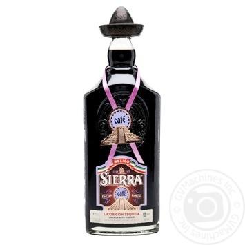 Лікер Sierra Cafe 25% 0,7л - купити, ціни на Novus - фото 1