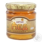 Honey Bartnik linden 250g glass jar - buy, prices for Novus - image 1