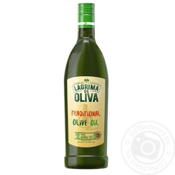 Масло оливковое Lagrima de Oliva Traditional 500мл - купить, цены на Novus - фото 1