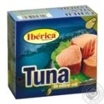Тунец Ibericа в оливковом масле 160г