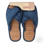 Домашняя обувь Gemelli Арно  мужская размер  41-45