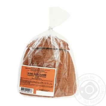 Хліб Одеський різаний 425г - купити, ціни на Ашан - фото 1