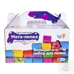 Набор для лепки Genio Kids Мега-лепка