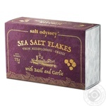 Salt Odyssey With Basil And Garlic Sea Salt 75g
