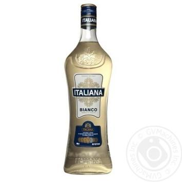 Italiana Bianco vermouth 14,5% 1l