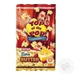 Snack Top of pop with oil for a microwave stove 100g
