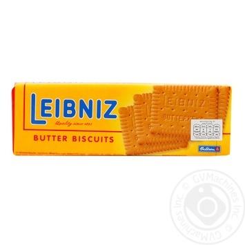 Печенье Leibniz Бальзен сливочное масляное 100г