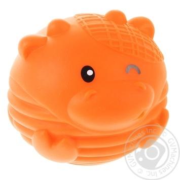 Игрушка текстурная Sensory маленький друг - купить, цены на Novus - фото 1