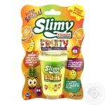 Игрушка Slimy Лизун с ароматом 80г