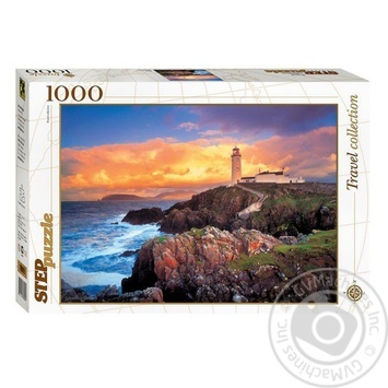 Step Puzzle 1000 Details Puzzles in Assortment - buy, prices for Novus - photo 1