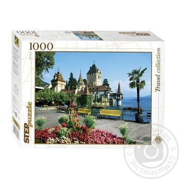 Step Puzzle 1000 Details Puzzles in Assortment - buy, prices for Novus - photo 2
