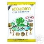 Fat-free powdered milk Molochniy svit 250g