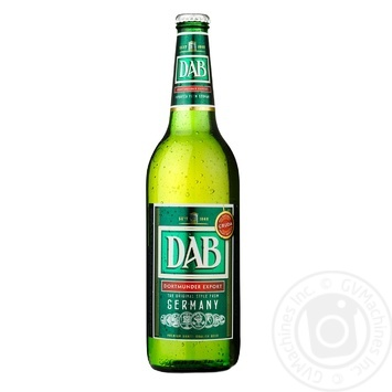 Dab Light Beer 5% 660ml - buy, prices for Novus - image 1