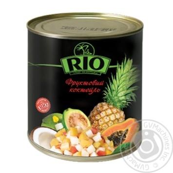 Fruit cocktail Rio 850ml Thailand - buy, prices for Novus - image 1