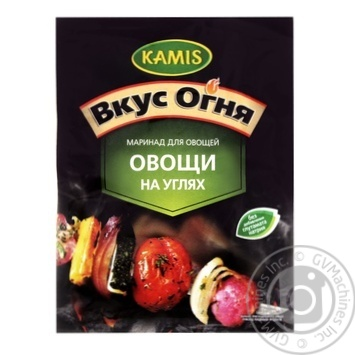 Spices Kamis for vegetables 20g - buy, prices for Novus - image 1