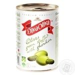 Diva Oliva Green Cucumber Stuffed Olive - buy, prices for Novus - image 2