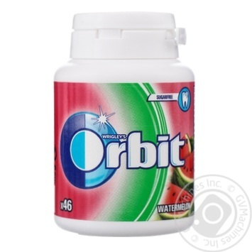 Orbit Juicy Watermelon Sugar-Free Chewing Gum 64g - buy, prices for Tavria V - image 1