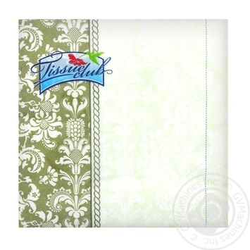 Napkins paper 20pcs - buy, prices for Novus - image 1