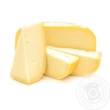 Сыр ЗАТ Молоко Гауда твердый 45% Украина - купить, цены на Novus - фото 1