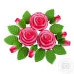 Украшение Добрык декоративная набор букет роз