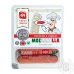 Myasna gildiya with mozzarella sausages 285g