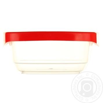 Контейнер квадратный Keeper Box 0,4л - купить, цены на Novus - фото 1