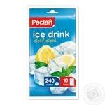 Пакети Paclan для льоду 240шт