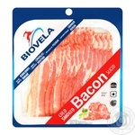 Biovela Raw-Smoked Sliced Bacon 200g