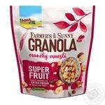 Гранола Bona Vita с фруктами 500г