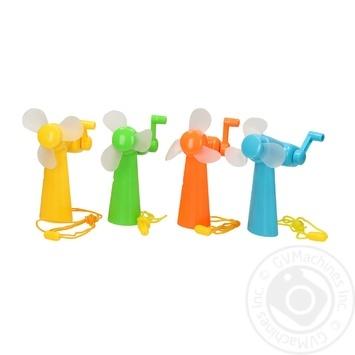 Вітряк іграшковий.Розміри: 10,5*8*5,5см Koopman
