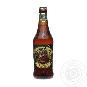 Пиво Wychwood Brewery Ginger Beard светлое 4,2% 0,5л