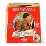 Сир Bons Mayennais Cарре 48% 200г - купити, ціни на Novus - фото 1