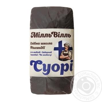 Хлеб Милль Вилль Суори ржаной заварной 500г - купить, цены на Novus - фото 1