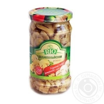Rio Pickled Champignons 690g - buy, prices for Auchan - image 2