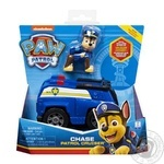 Paw Patrol Spin Master Basic Rescue Car With Driver Toy