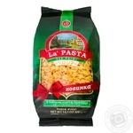 Макаронные изделия La pasta рожки 400г