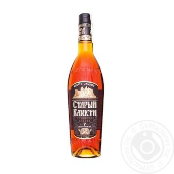 Staryi Kakheti 7 stars Cognac 40% 0,5l - buy, prices for Novus - image 1