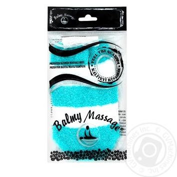 Мочалка-рукавичка Balmy Naturel 00348