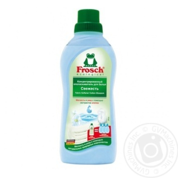 Frosch Freshness Laundry Conditioner 750ml - buy, prices for CityMarket - photo 2