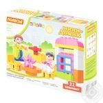 Polesie Maxi Mini-House Construction Set 21 elements