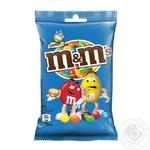 Драже M&Ms с рисовыми шариками в молочном шоколаде 77г
