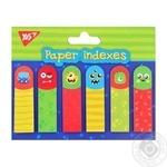 Индексы YES Funny Monsters бумажные