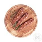 Люля-кебаб с пряными травами охлажденный