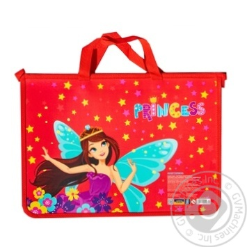Портфель Cool for school пластиковий на блискавці - купити, ціни на Метро - фото 1