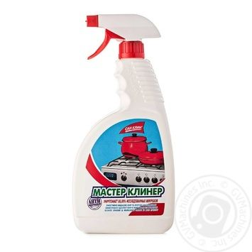 San Klyn Grease Remover with Spray 750ml